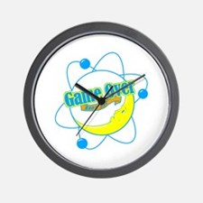 Big Bang Theory (Game Over) Wall Clock
