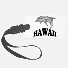 Hawaii Dolphin.png Luggage Tag