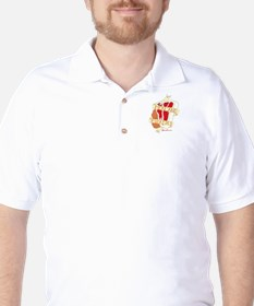 Meat and Potatoes Golf Shirt