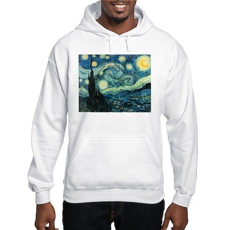 Starry Night Hooded Sweatshirt