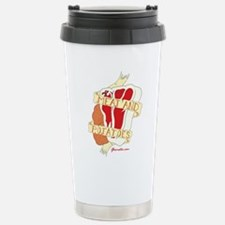 Meat and Potatoes Stainless Steel Travel Mug