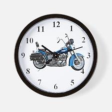 1967 Shovelhead Wall Clock