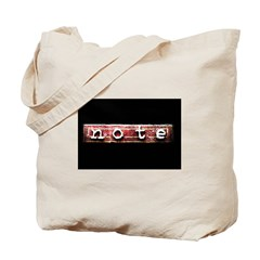 noteBlack.jpg Tote Bag