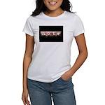 noteBlack.jpg Women's T-Shirt