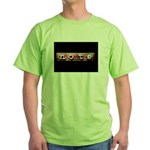 noteBlack.jpg Green T-Shirt