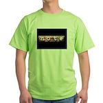 noteBlack.jpg Green T-Shirt