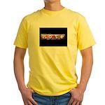 noteBlack.jpg Yellow T-Shirt