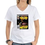 Hearts Like Fists Women's V-Neck T-Shirt