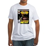 Hearts Like Fists Fitted T-Shirt