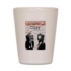 COPY Shot Glass