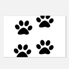 PAWPRINTS™ Postcards (Package of 8)