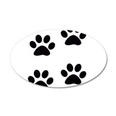 PAWPRINTS™ Wall Decal