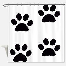 PAWPRINTS™ Shower Curtain