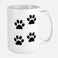 PAWPRINTS™ Large Mug