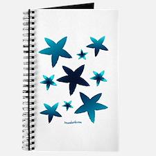 Aquamarine Starfish Journal