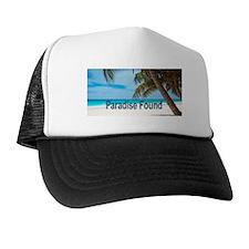 Paradise Found Trucker Hat