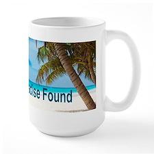Paradise Found Mug