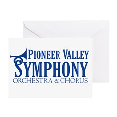 PVS Logo Greeting Cards (Pk of 20)
