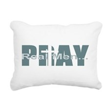 realmen4a4 Rectangular Canvas Pillow