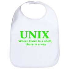 Unix - Where there is a Shell, there is a Way Bib