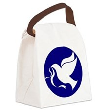 dovepeace.png Canvas Lunch Bag