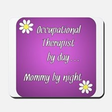 Occupational Therapist by day Mommy by night Mouse