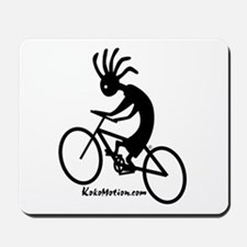 Kokopelli Mountain Biker Mousepad