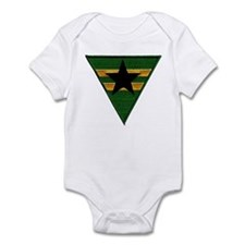 Brownshirt Logo Infant Bodysuit