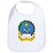 angola coat of arms Bib