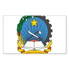 angola coat of arms Decal