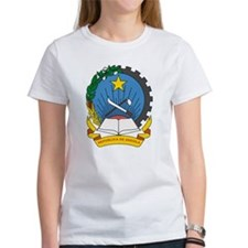 angola coat of arms Tee