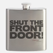 Shut the Front Door! Flask