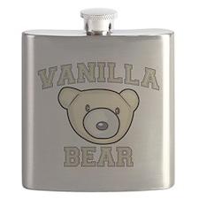 Vanilla Bear Flask