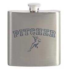 Pitcher - Blue Flask