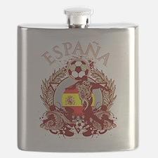 Espana Soccer Flask