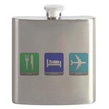 Eat, Sleep, Pilot Flask