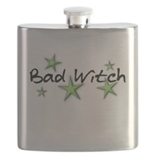 Bad Witch 2 Flask