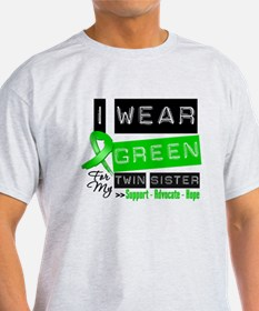 Green Ribbon Twin Sister T-Shirt