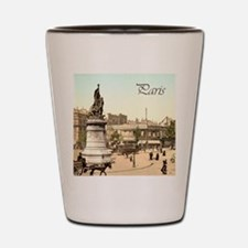 Vintage Paris Shot Glass