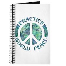 Practice World Peace Journal
