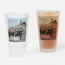 Vintage Monte Carlo Casino Drinking Glass