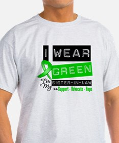 Green Ribbon Sister-in-Law T-Shirt