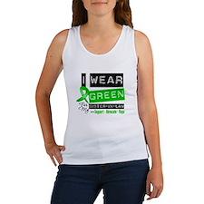Green Ribbon Sister-in-Law Women's Tank Top