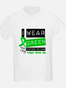 Green Ribbon Sister-in-Law T-Shirt