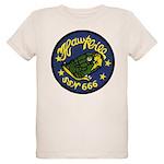 USS HAWKBILL Organic Kids T-Shirt