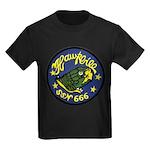 USS HAWKBILL Kids Dark T-Shirt