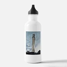 Pilgrim Monument - Blue Water Bottle