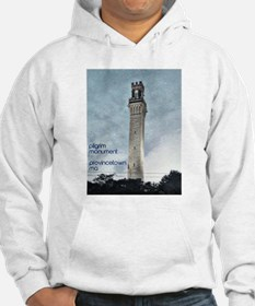 Pilgrim Monument - Blue Jumper Hoody