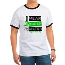 I Wear Green For My Sister T