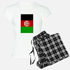 Afghanistan flag 2 Pajamas